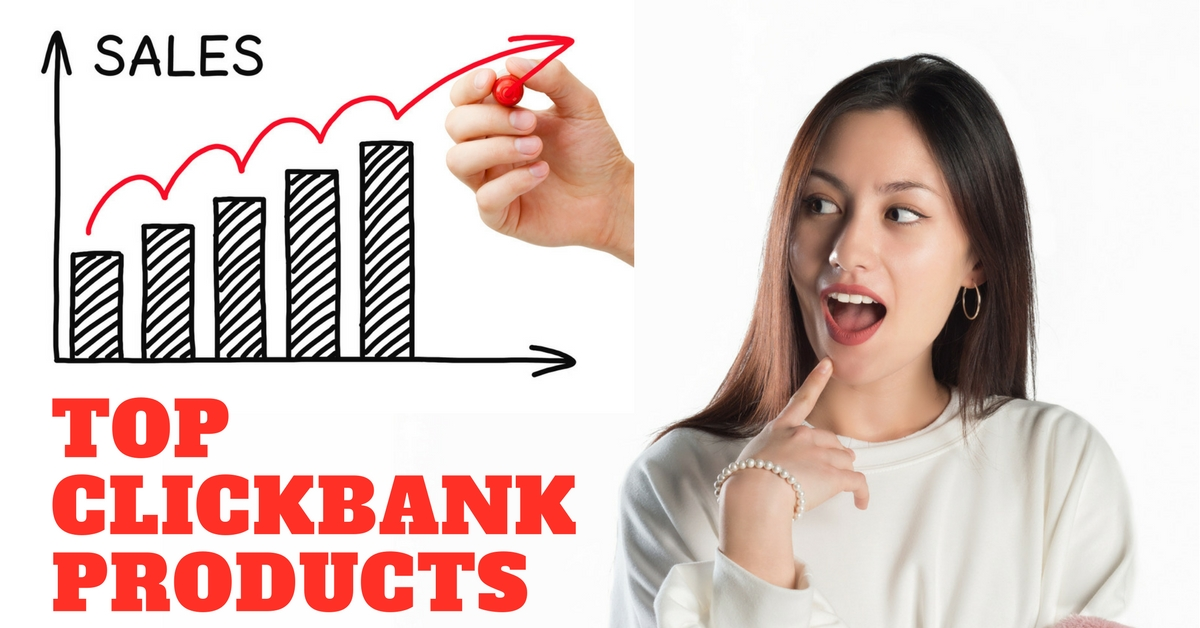 top clickbank products to promote on a website