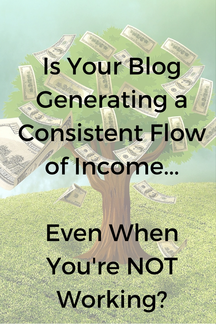 Is Your Blog Generating a Passive Income?