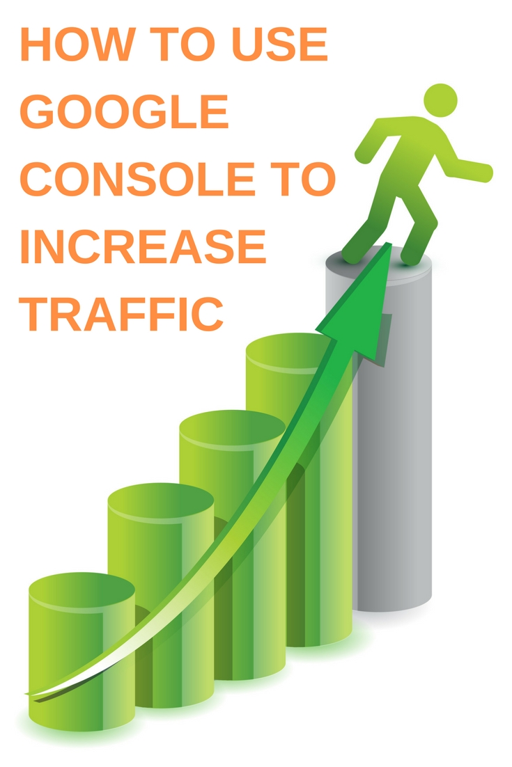 How to use google console to increase traffic