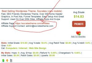how to sell clickbank products on a website