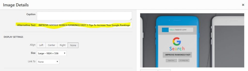 How to Improve Google Rankings Fast! 2 Free Tips TO Better and Higher Search Results! Increase SEO fast!