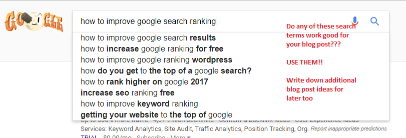 How To Increase Your Google Search Ranking Faster!
